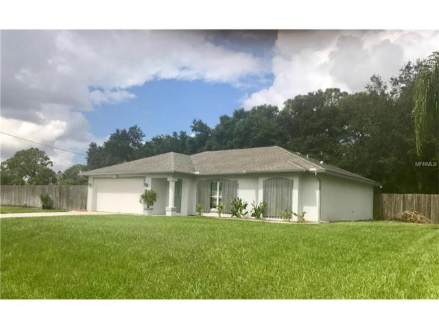 3215 Clearfield Street, North Port, FL 34286 (MLS #C7243467) :: Medway Realty