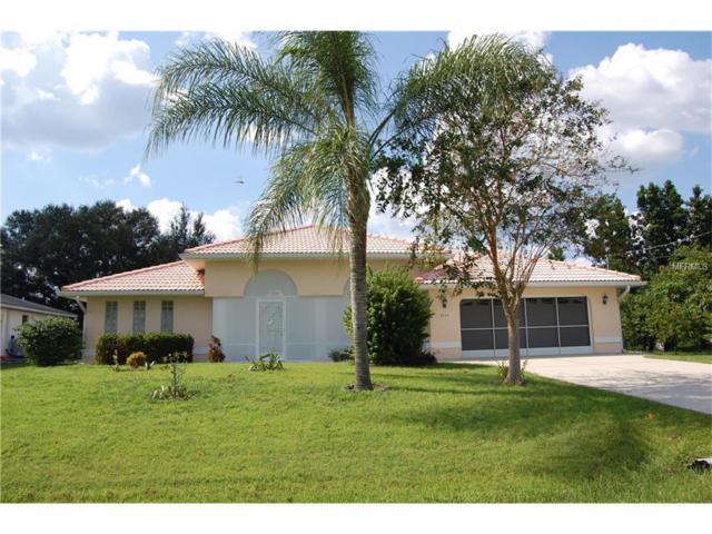 2089 Ponce De Leon Boulevard, North Port, FL 34291 (MLS #C7243490) :: Medway Realty