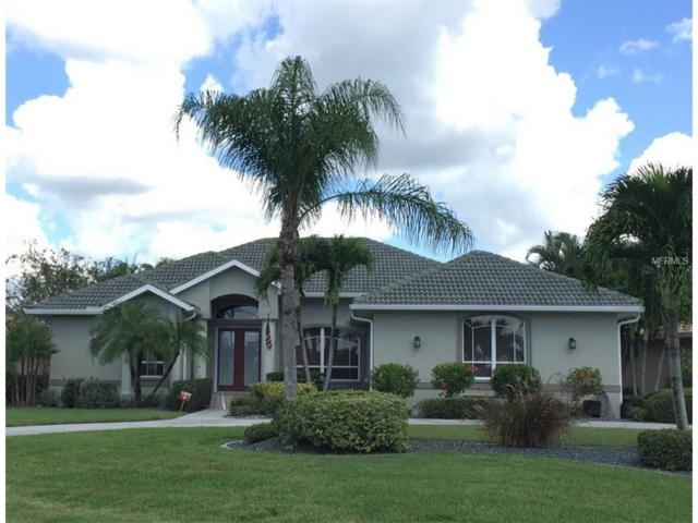 590 Toulouse Drive, Punta Gorda, FL 33950 (MLS #C7243508) :: Medway Realty