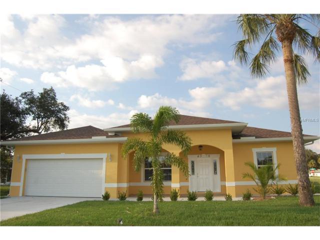 4336 Aladdin Avenue, North Port, FL 34287 (MLS #C7243513) :: Medway Realty
