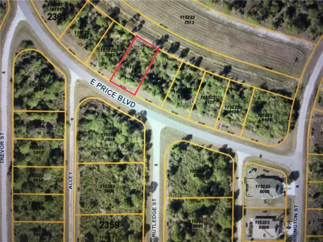 E Price Boulevard, North Port, FL 34288 (MLS #C7243555) :: The Duncan Duo Team