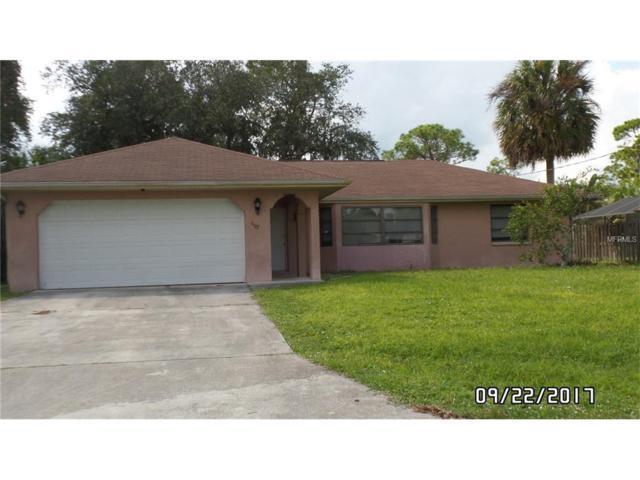 1117 Dorchester Street, Port Charlotte, FL 33952 (MLS #C7243641) :: The Duncan Duo & Associates