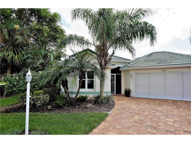 59 Big Pine Lane, Punta Gorda, FL 33955 (MLS #C7244456) :: Team Pepka