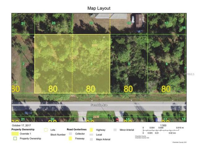 23338 Ferndale Avenue, Port Charlotte, FL 33980 (MLS #C7244480) :: The Jack Bataoel Real Estate Group