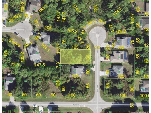 116 Sidney Court, Rotonda West, FL 33947 (MLS #C7244543) :: Medway Realty