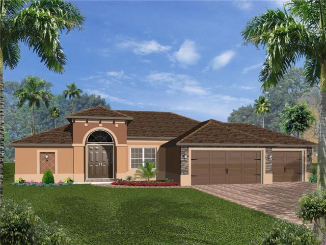 1185 Edinburgh Street, North Port, FL 34288 (MLS #C7244557) :: White Sands Realty Group