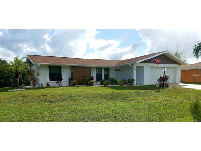 501 Magnolia Avenue NW, Port Charlotte, FL 33952 (MLS #C7244575) :: Medway Realty