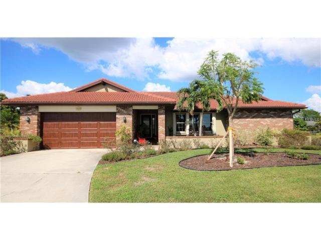 1520 Appian Drive, Punta Gorda, FL 33950 (MLS #C7244589) :: White Sands Realty Group
