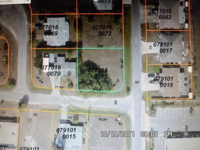 Lot 13 Saragossa Lane, North Port, FL 34287 (MLS #C7244595) :: White Sands Realty Group
