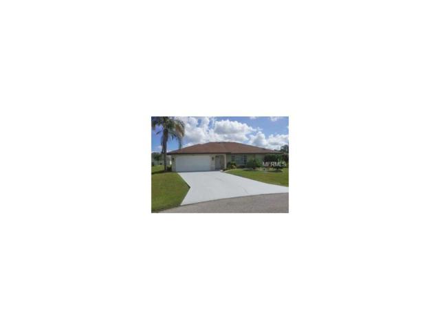 25183 Mercedes Drive, Punta Gorda, FL 33983 (MLS #C7244605) :: Medway Realty
