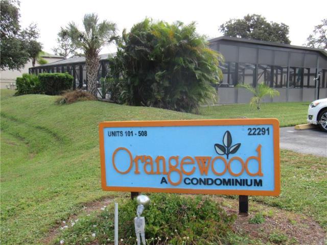22291 Westchester Boulevard #501, Port Charlotte, FL 33952 (MLS #C7244622) :: Medway Realty