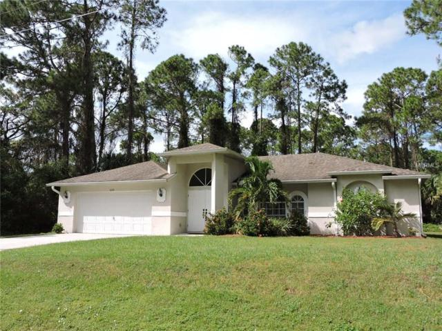 3372 Greynolds Lane, North Port, FL 34286 (MLS #C7244649) :: Medway Realty