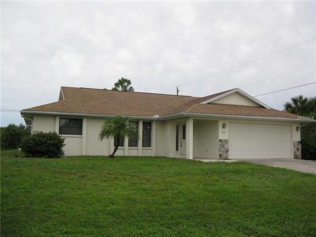6195 Grandeur Street, Englewood, FL 34224 (MLS #C7245272) :: Medway Realty