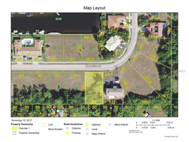 2709 Magdalina Drive, Punta Gorda, FL 33950 (MLS #C7245544) :: Griffin Group