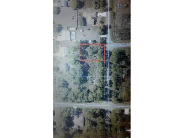 Jessamine Avenue, North Port, FL 34291 (MLS #C7245962) :: Medway Realty