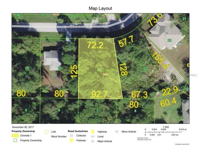9079 Hilliard Terrace, Englewood, FL 34224 (MLS #C7246075) :: Medway Realty