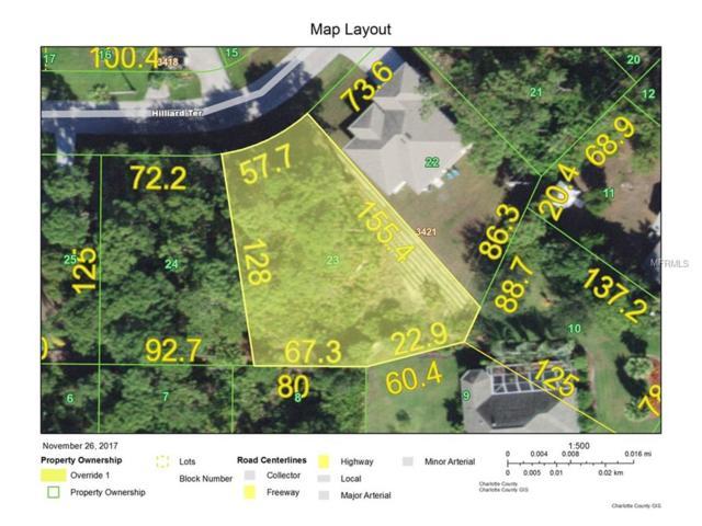 9087 Hilliard Terrace, Englewood, FL 34224 (MLS #C7246076) :: Medway Realty