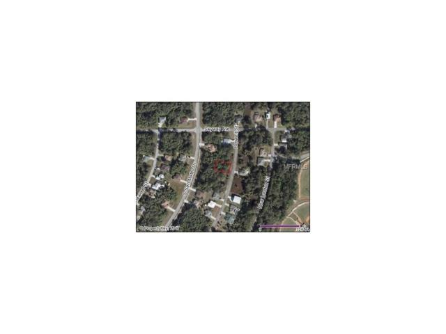 Boswell Street, North Port, FL 34288 (MLS #C7246504) :: Medway Realty