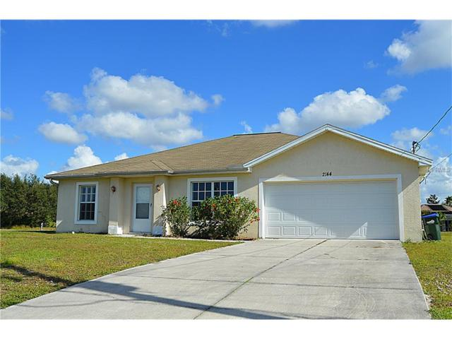 2144 Hopwood Road, North Port, FL 34287 (MLS #C7246528) :: Premium Properties Real Estate Services