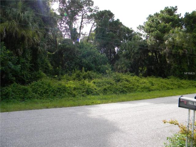 Halladay Street, North Port, FL 34287 (MLS #C7246583) :: Medway Realty