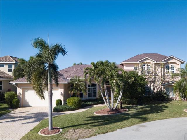 2120 Palm Tree Drive, Punta Gorda, FL 33950 (MLS #C7246627) :: The Lockhart Team
