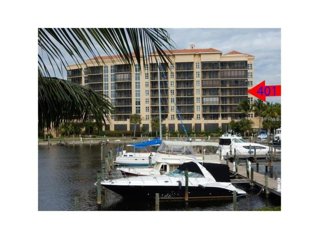 3313 Sunset Key Circle #401, Punta Gorda, FL 33955 (MLS #C7246655) :: Team Bohannon Keller Williams, Tampa Properties