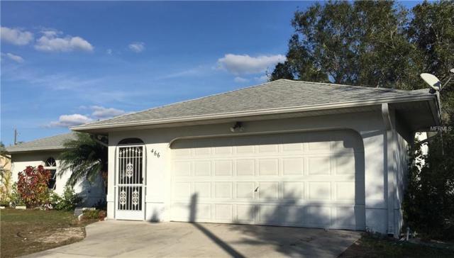 466 Guild Street, Port Charlotte, FL 33954 (MLS #C7246790) :: White Sands Realty Group