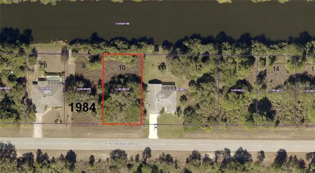 E Hillsborough Boulevard, North Port, FL 34288 (MLS #C7246825) :: Premium Properties Real Estate Services