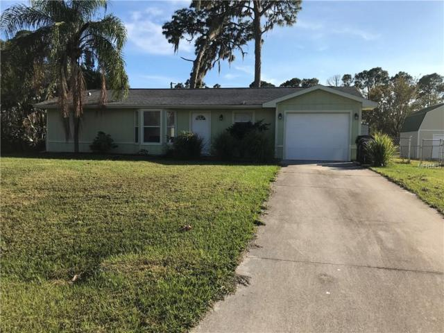 3167 Tusket Avenue, North Port, FL 34286 (MLS #C7246863) :: White Sands Realty Group