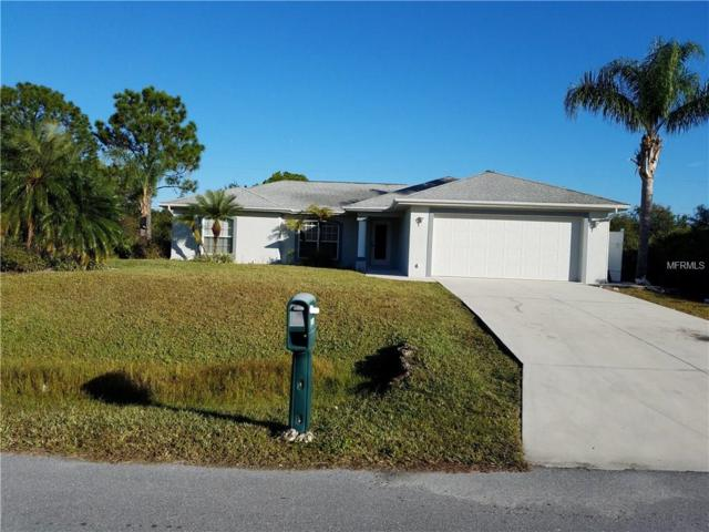 7306 Crock Avenue, North Port, FL 34291 (MLS #C7246908) :: White Sands Realty Group