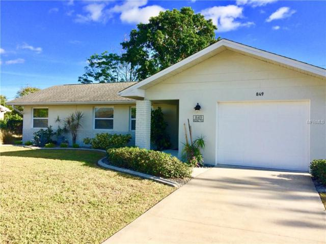 849 Fairfax Terrace NW, Port Charlotte, FL 33948 (MLS #C7246913) :: White Sands Realty Group