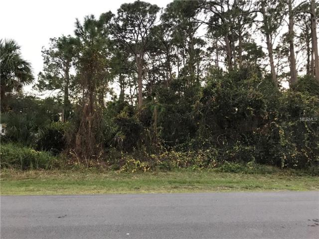 Flamlau Avenue, North Port, FL 34287 (MLS #C7247053) :: Medway Realty