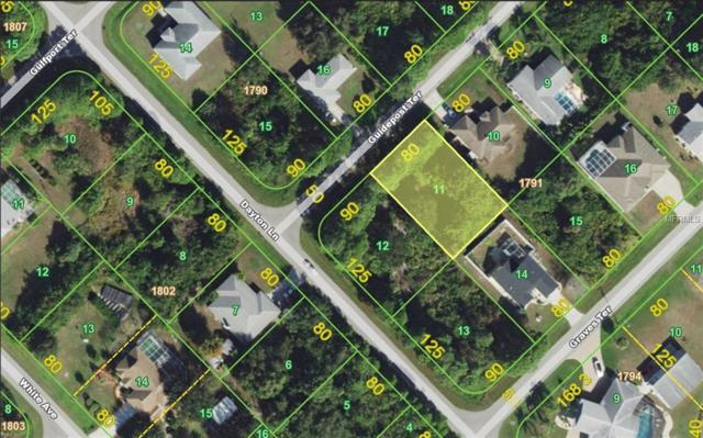 5442 Guidepost Terrace, Port Charlotte, FL 33981 (MLS #C7247084) :: The Lockhart Team