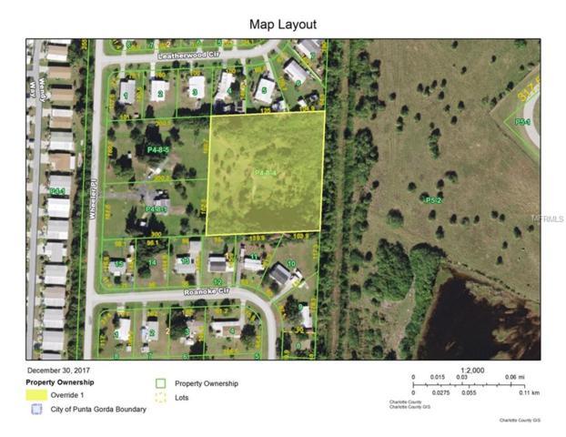 10560 Wheeler Place, Punta Gorda, FL 33950 (MLS #C7247244) :: Medway Realty