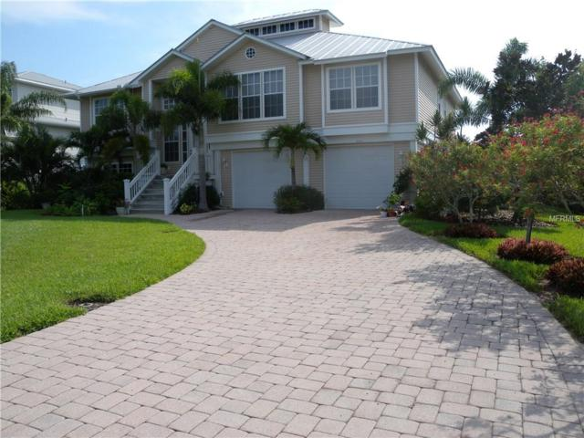 24190 Treasure Island Boulevard, Punta Gorda, FL 33955 (MLS #C7247336) :: Premium Properties Real Estate Services