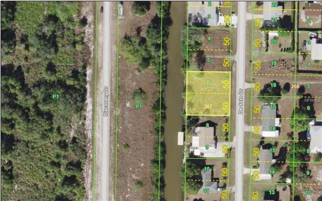 3163 Desoto Drive, Punta Gorda, FL 33983 (MLS #C7247404) :: Griffin Group