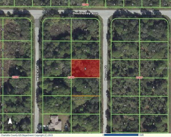 263 Mcrae Street, Port Charlotte, FL 33953 (MLS #C7247690) :: Griffin Group