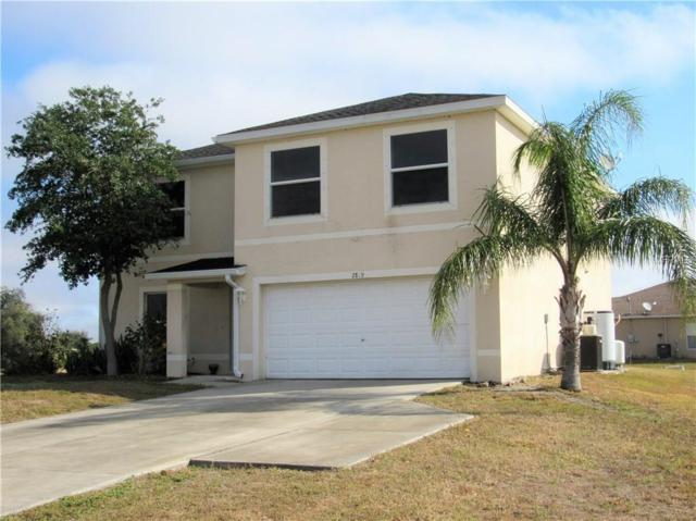 2819 Santa Barbara Boulevard N, Cape Coral, FL 33993 (MLS #C7247785) :: The Lockhart Team