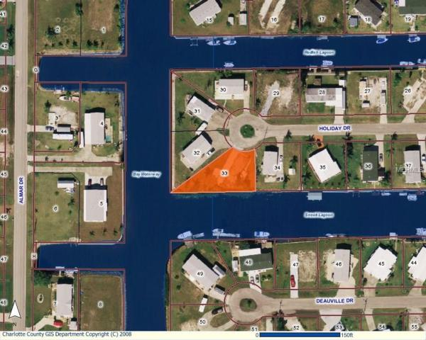 771 Holiday Drive, Punta Gorda, FL 33950 (MLS #C7247818) :: The Duncan Duo Team