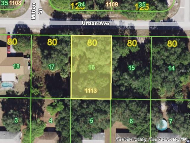 17219 Urban Avenue, Port Charlotte, FL 33954 (MLS #C7247887) :: Griffin Group