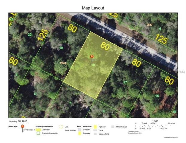 15459 Hanley Court, Port Charlotte, FL 33953 (MLS #C7247998) :: Premium Properties Real Estate Services