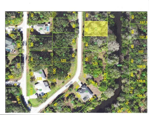 122 Evaro Drive, Port Charlotte, FL 33954 (MLS #C7248035) :: Griffin Group