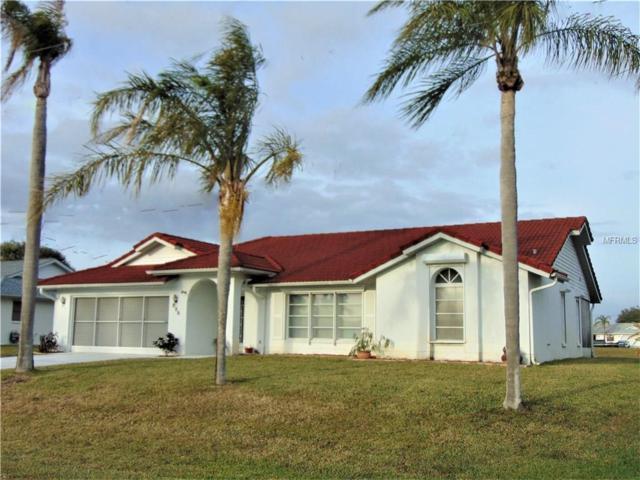 235 Bunker Road, Rotonda West, FL 33947 (MLS #C7248179) :: The BRC Group, LLC