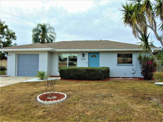 3553 Syracuse Street, Port Charlotte, FL 33952 (MLS #C7248233) :: Medway Realty