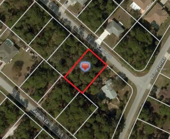 Canoe Lane, North Port, FL 34286 (MLS #C7248287) :: Griffin Group
