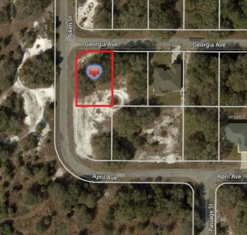 Georgia Avenue, North Port, FL 34288 (MLS #C7248293) :: RE/MAX Realtec Group