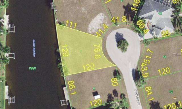1207 Gorda Cay Lane, Punta Gorda, FL 33950 (MLS #C7248308) :: Godwin Realty Group