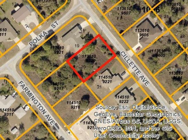 Cillette Avenue, North Port, FL 34288 (MLS #C7248309) :: Griffin Group