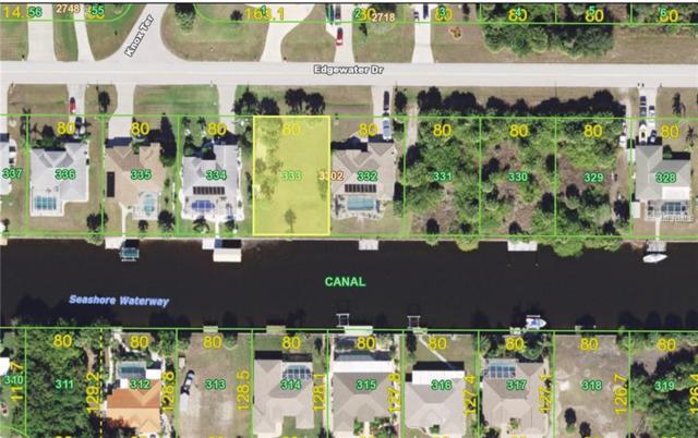 17139 Edgewater Drive, Port Charlotte, FL 33948 (MLS #C7248335) :: Team Virgadamo
