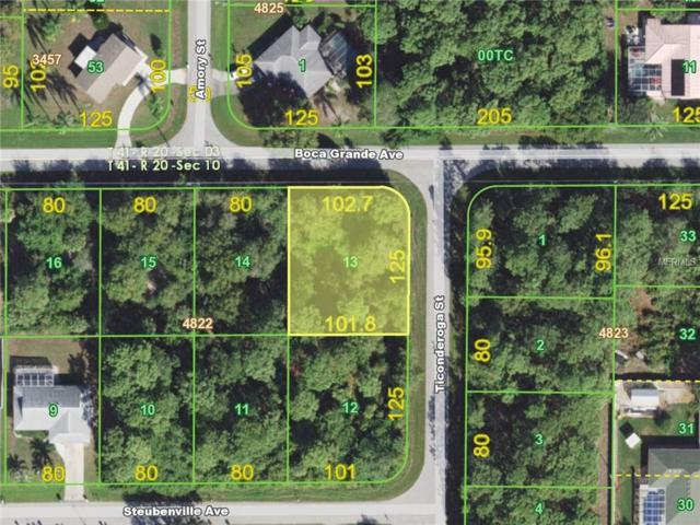 7009 Ticonderoga Street, Englewood, FL 34224 (MLS #C7248379) :: The BRC Group, LLC